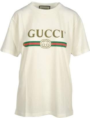 a92b787e19f Gucci Tshirt Classic - ShopStyle