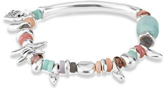 Uno de 50 In My Mind Multicolor Stretch Bracelet