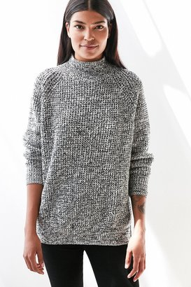 BDG Waffle-Knit Turtleneck Sweater $69 thestylecure.com