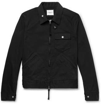 TAKAHIROMIYASHITA TheSoloist. Stretch-Cotton Gabardine Jacket