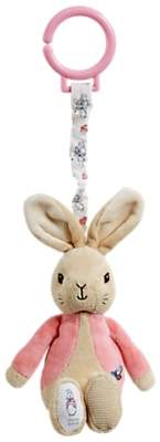 Rainbow Designs Peter Rabbit Flopsy Jiggle Toy