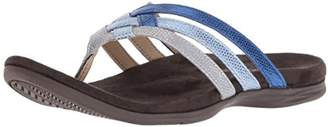 Spenco Women's Triple Strap Flip-Flop