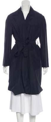 Calvin Klein Collection Wool Knee-Length Coat