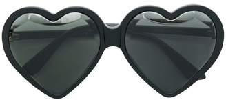 3618f73d31e Heart Shaped Sunglasses - ShopStyle UK