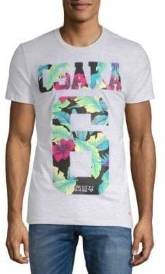 Superdry Osaka Hibiscus Graphic Tee