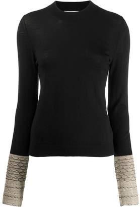Sonia Rykiel knitted jumper