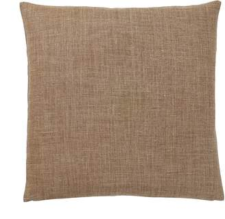 Pottery Barn Belgian Linen Pillow Cover - Bronze