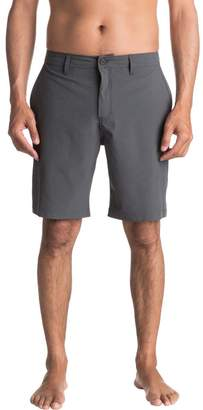 "Quiksilver Waterman Quibb Men's Vagabond 2 Hybrid 21"" Shorts"