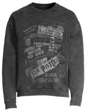 The Kooples Sex Pistols Sweatshirt