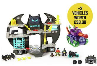 Fisher-Price Imaginext DC Super Friends Batcave Gift Set