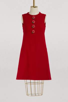 Dolce & Gabbana Wool mini dress