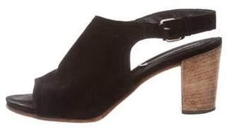 Alberto Fermani Ancona Slingback Sandals
