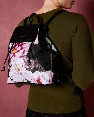 Ted Baker JULLIE Iguazu drawstring backpack