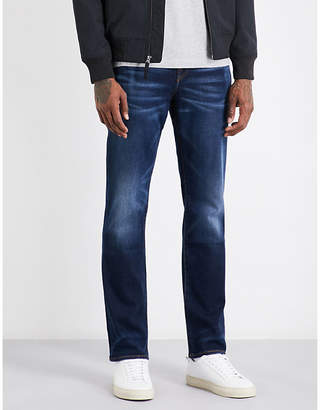 True Religion Ricky straight relaxed jeans