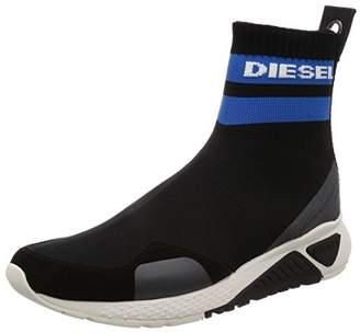 Diesel Men's SKB S-KB Sock-Sneakers