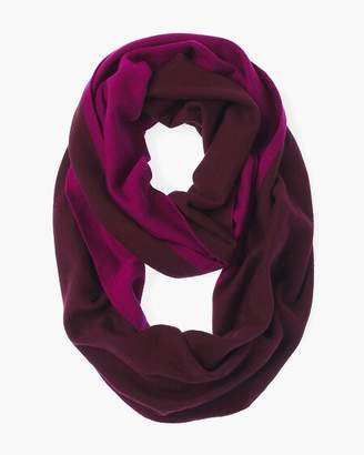 Chico's Chicos Reversible Infinity Scarf