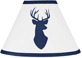 "JoJo Designs Sweet Woodland Deer 10"" Brushed Microfiber Empire Lamp Shade"