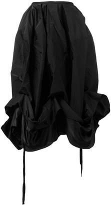 J.W.Anderson midi puff skirt