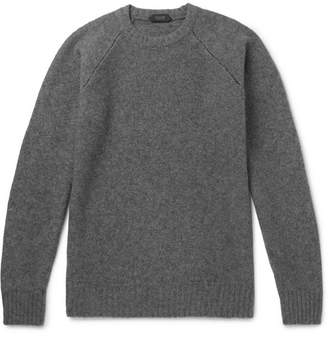 Incotex Virgin Wool And Cashmere-Blend Sweater