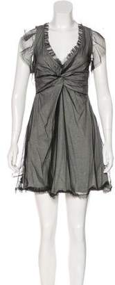 RED Valentino Sleeveless Mini Dress w/ Tags