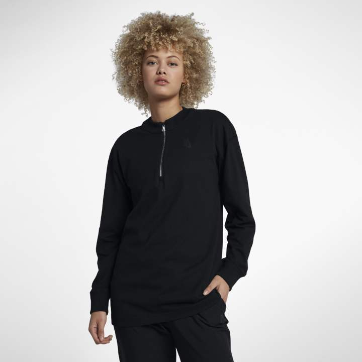 Collection Mock Neck