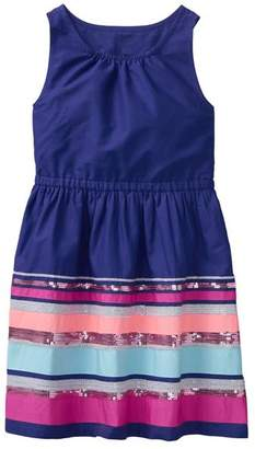 Gymboree Sequin Stripe Dress