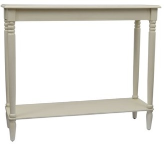 Decor Therapy Large Console Table