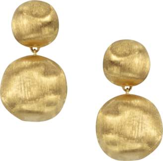 Marco Bicego Africa Gold Large Drop Earrings