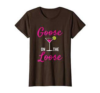 Goose on the Loose T Shirt