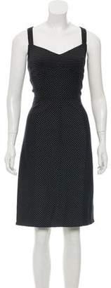 Diane von Furstenberg Sleeveless Printed Dress