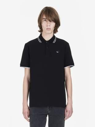 McQ Swallow Badge Polo Shirt