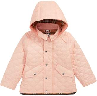Burberry Ilana Quilted Water Repellent Jacket