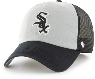 '47 Adult Chicago White Sox Ravine Closer Storm Fitted Cap