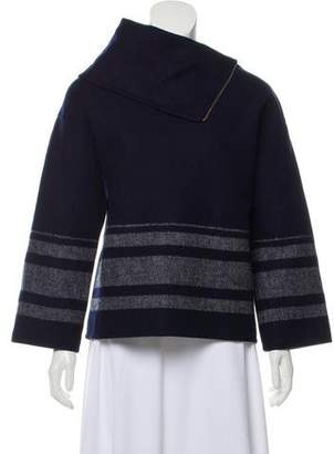 Celine Wool & Cashmere Blend Top