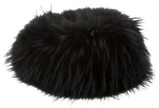Mr & Mrs Italy Green Fur Hat