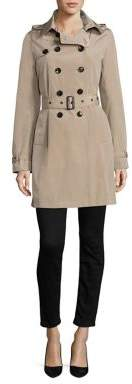 Jane Post Downtown Trench Coat