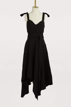 Proenza Schouler Asymmetrical maxi dress
