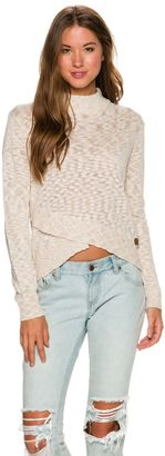 Element Allie Crew Neck Sweater $54.95 thestylecure.com