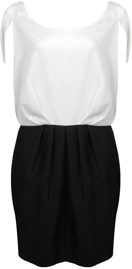 Love21 Eloquent Colorblock Dress