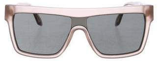Victoria Beckham Tinted Shield Sunglasses