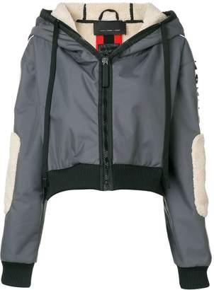 NO KA 'OI No Ka' Oi cropped puffer jacket