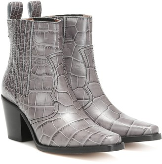 b2305d5f9a5 Western Ankle Boots For Women - ShopStyle UK