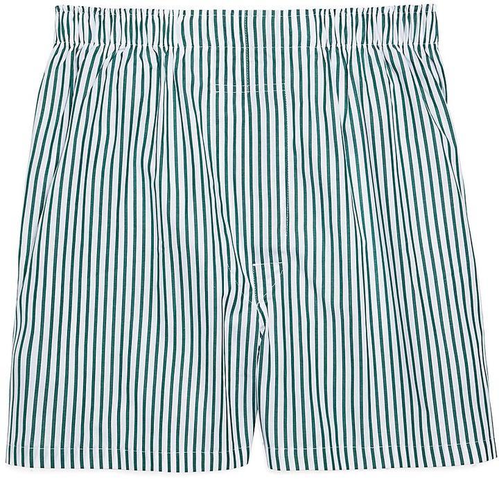 Brooks Brothers Slim Fit Bar Stripe Boxers