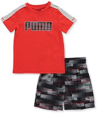 Puma Little Boys' 2-Piece Outfit