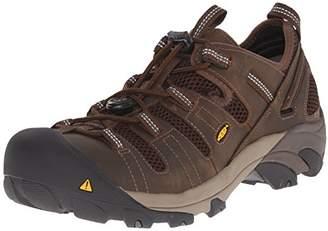 Keen Men's Atlanta Cool Soft Toe ESD Work Boot