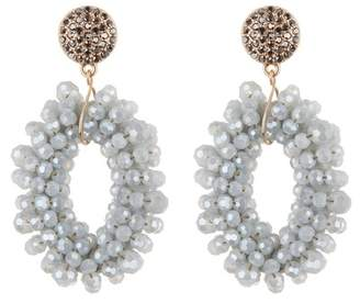 BaubleBar Eve Beaded Drop Earrings