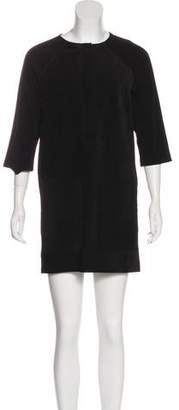 Etoile Isabel Marant Suede Shift Dress