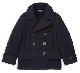 Ralph Lauren Boys' Peacoat Jacket - Little Kid