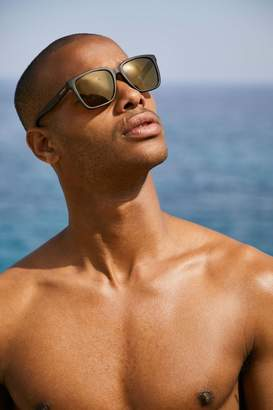 Jack Wills Waldron Square Wayfarer Sunglasses