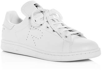 Raf Simons for Adidas Women's Stan Smith Leather Lace-Up Sneakers